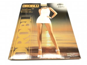 COLLANT SUNTIME BRONZING EFFECT OROBLU TG  I =S COLORE NUDE LOOK
